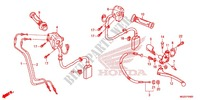 HANDLE LEVER/SWITCH/CABLE (1) Frame 500 honda-motorcycle CB 2014 F_04