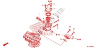 THERMOSTAT for Honda CBR 600 RR ABS HRC 2013