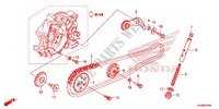 CAM CHAIN   TENSIONER for Honda FUTURE 125 Casted wheels, Rear brake disk 2014