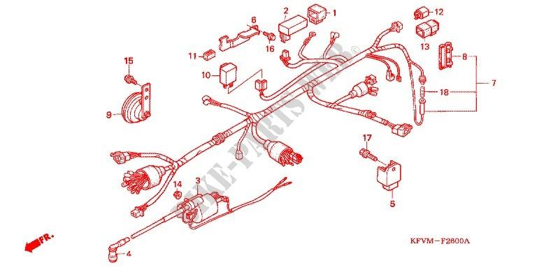 2013 Honda Wiring Diagram
